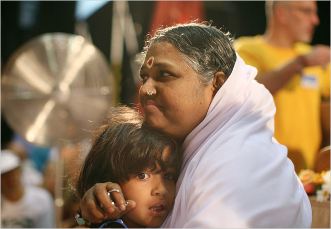 Image result for mata amritanandamayi